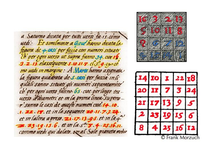 Melencolia I (Albrecht Dürer) - Page 7 Paciol10