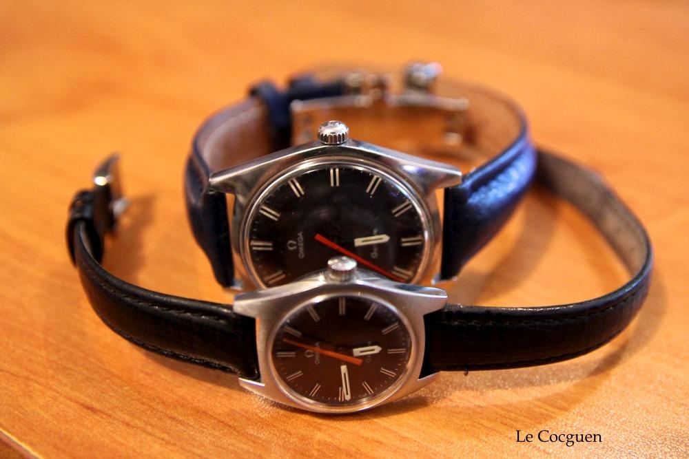 Cadeau pour mes parents - couple de montres Duo_d_10