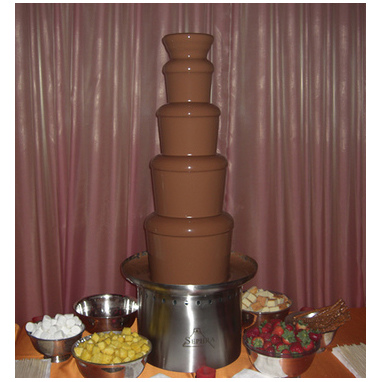 SCP-743-A Chocolate Fountain Scp-7410