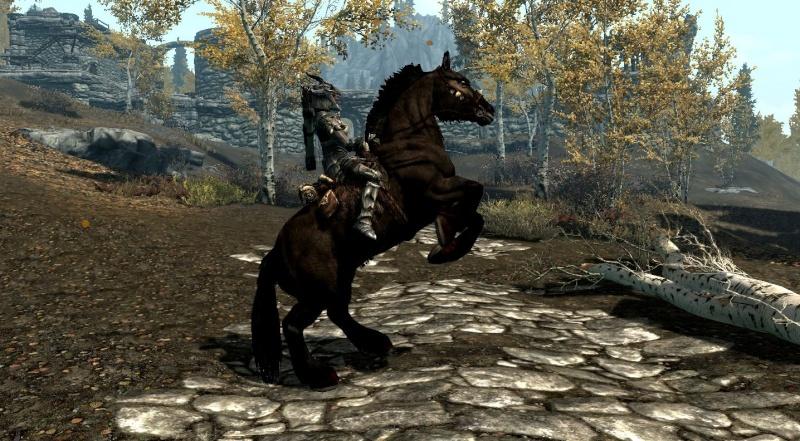 Skyrim Characters Earwyn15