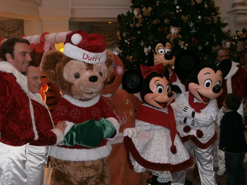 Séjour du 03 au 06 janvier 2012 Disney23