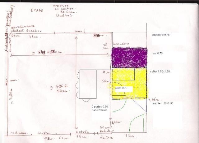 moderniser le rez-de-chaussée d'une maison ancienne Plan11