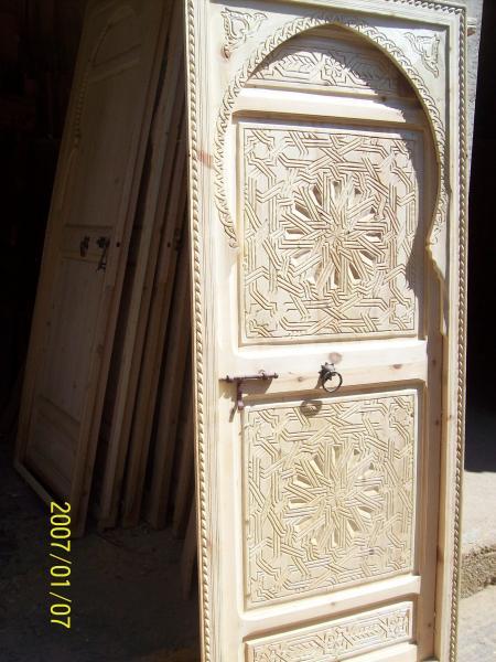 [camille] chambre marocaine Porte_13