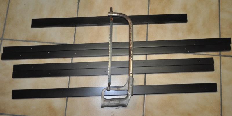 Fabriquer des rampes à leds Cornia10