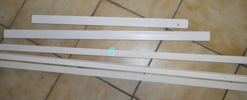 Fabriquer des rampes à leds Materi10