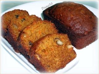 Gâteau aux carottes et mélasse 17123112