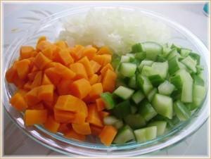 Ketchup aux carottes  Pict2814