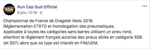 DRAGSTER saison 2018 Captur10
