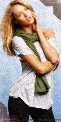 Candice Swanepoel  Candic14