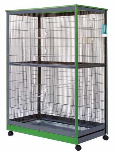 Nouvelle volière Cage211