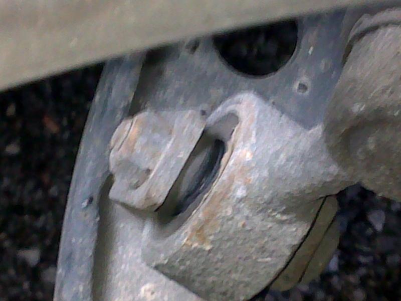 [ bmw E36 316i M43 an 1995 ] Roue AV plus droite / choc avec trottoir    11112015