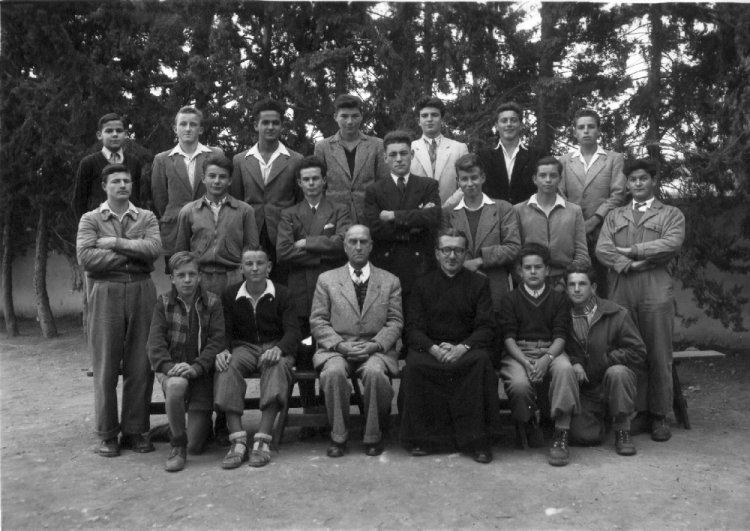 Le Collège des Oratoriens à Meknès Plaisance 1951_s10