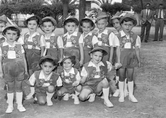 L'Ecole Foch 195310