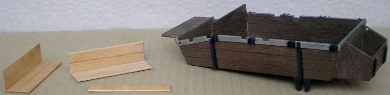 Umbau eines Playmobil-Planwagens - 2. Variante mit Kunststoffplane und Mulis 059e3_11