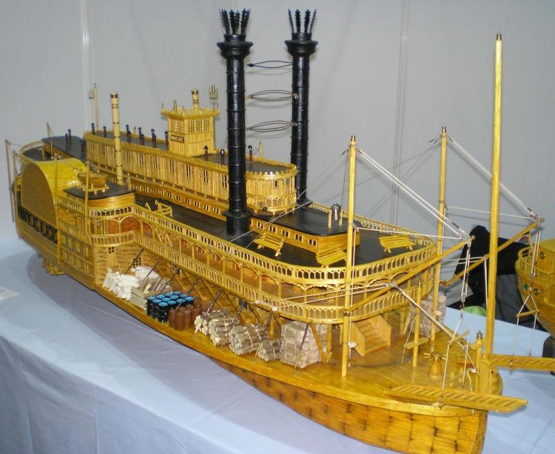 Schiffsmodellbau aus Streichhölzern und Streichholzschachtel 2006-111