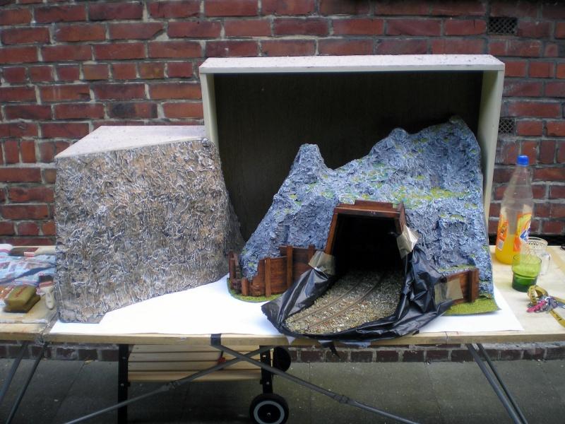 Vitrinengestaltung für das Hamburger Völkerkundemuseum, 54 - 80 mm 20090740