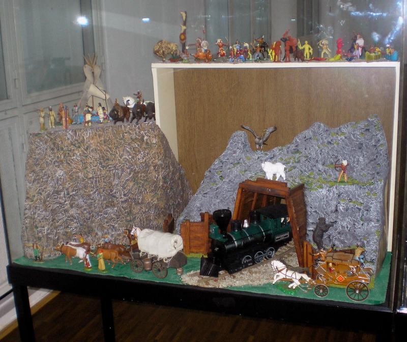 Vitrinengestaltung für das Hamburger Völkerkundemuseum, 54 - 80 mm 20090745