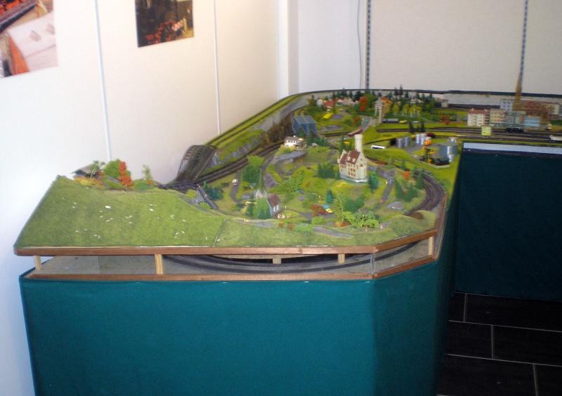 Modellbahn-Paradies Fehmarn - Innenanlagen in Spur N, H0 und IIm 20110813