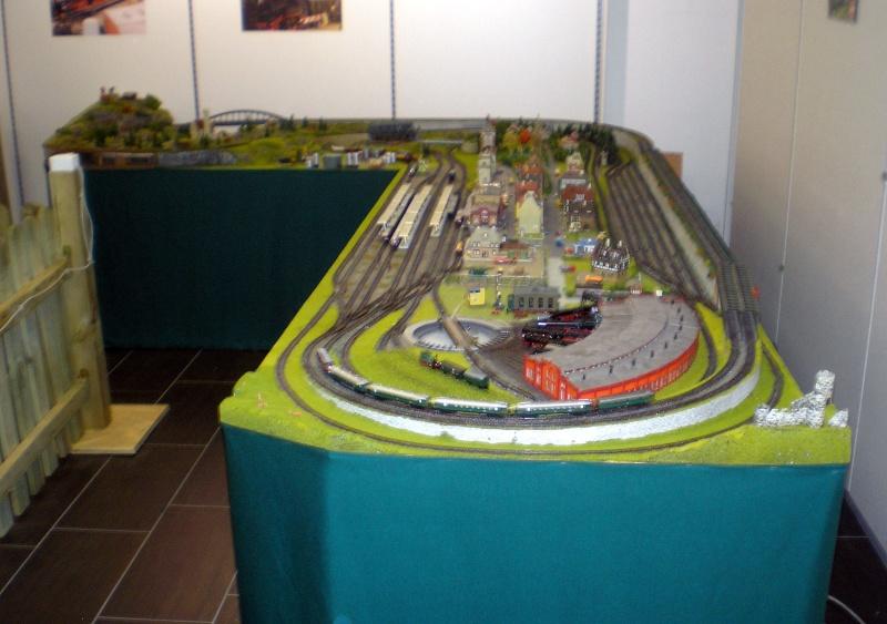 Modellbahn-Paradies Fehmarn - Innenanlagen in Spur N, H0 und IIm 20110815