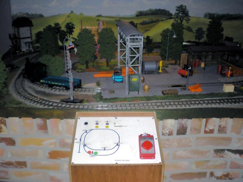 Modellbahn-Paradies Fehmarn - Innenanlagen in Spur N, H0 und IIm 20110819