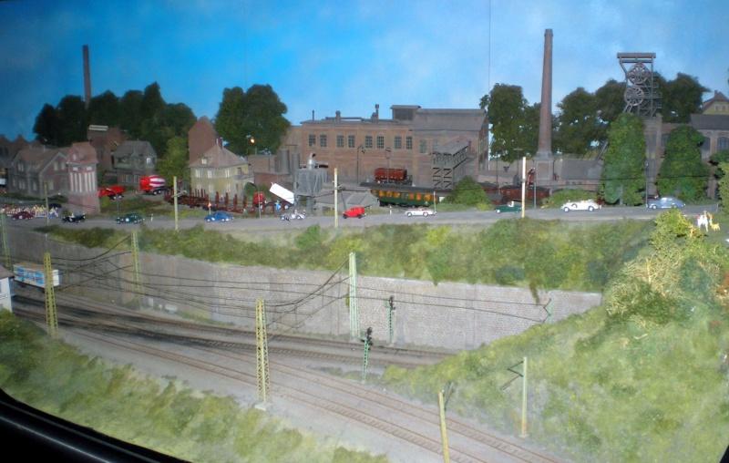 Modellbahn-Paradies Fehmarn - Innenanlagen in Spur N, H0 und IIm 20110826