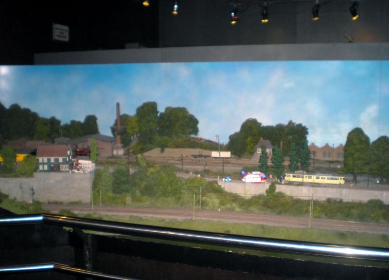 Modellbahn-Paradies Fehmarn - Innenanlagen in Spur N, H0 und IIm 20110828