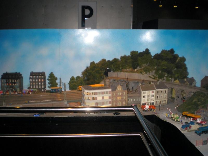 Modellbahn-Paradies Fehmarn - Innenanlagen in Spur N, H0 und IIm 20110831