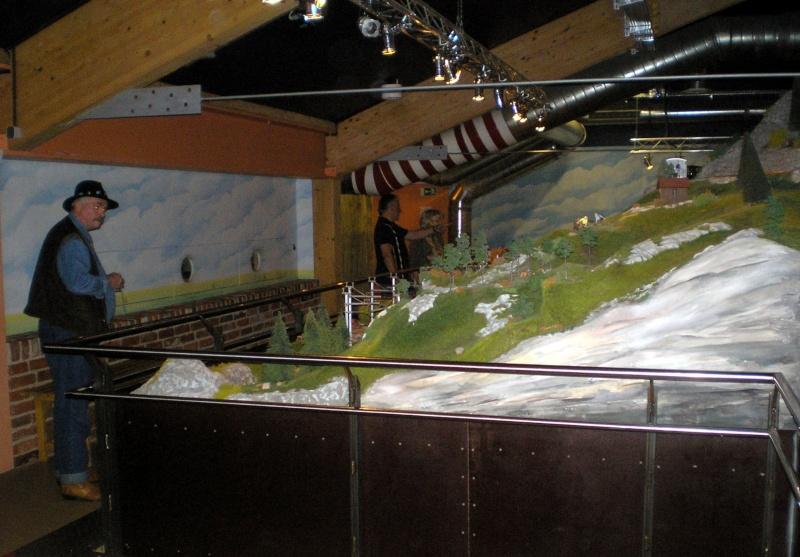 Modellbahn-Paradies Fehmarn - Innenanlagen in Spur N, H0 und IIm 20110835