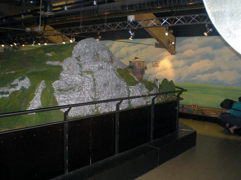 Modellbahn-Paradies Fehmarn - Innenanlagen in Spur N, H0 und IIm 20110837