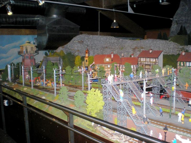 Modellbahn-Paradies Fehmarn - Innenanlagen in Spur N, H0 und IIm 20110839