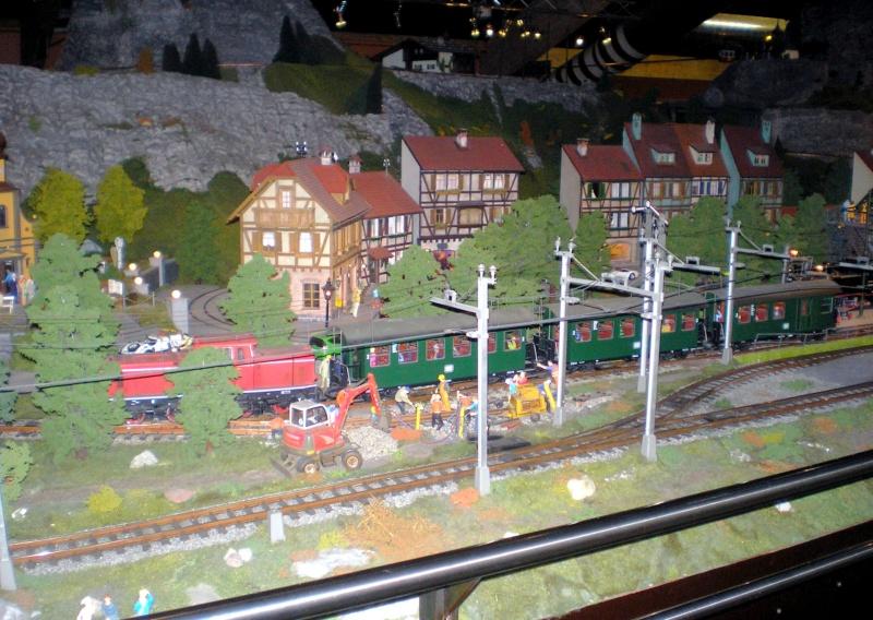 Modellbahn-Paradies Fehmarn - Innenanlagen in Spur N, H0 und IIm 20110840