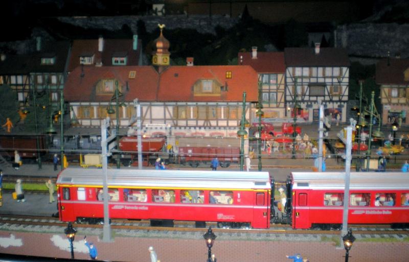 Modellbahn-Paradies Fehmarn - Innenanlagen in Spur N, H0 und IIm 20110841