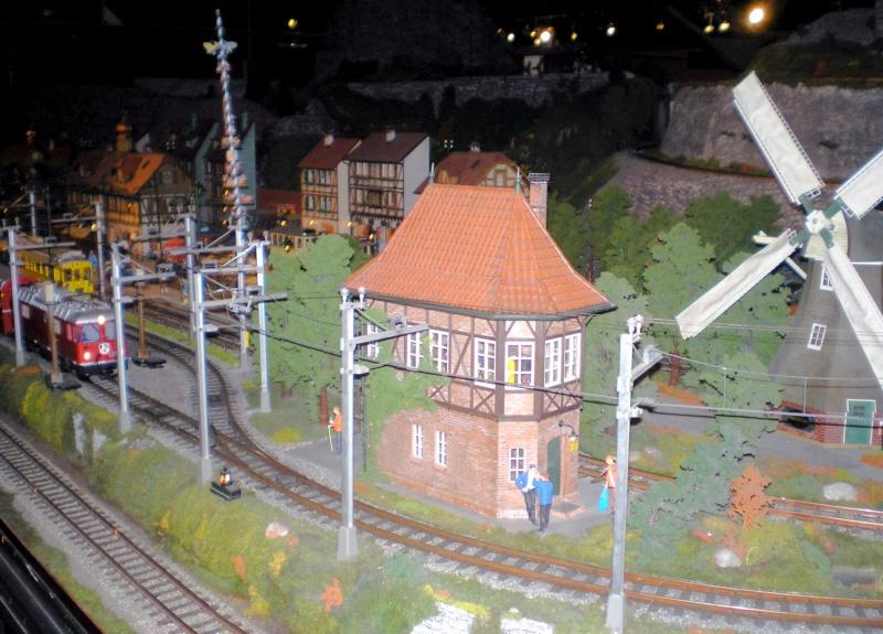 Modellbahn-Paradies Fehmarn - Innenanlagen in Spur N, H0 und IIm 20110843