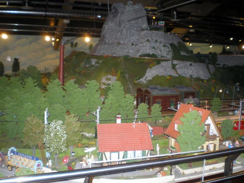 Modellbahn-Paradies Fehmarn - Innenanlagen in Spur N, H0 und IIm 20110847
