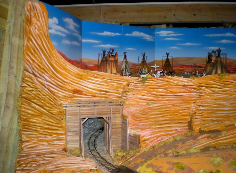 Modellbahn-Paradies Fehmarn - Innenanlagen in Spur N, H0 und IIm 20110851