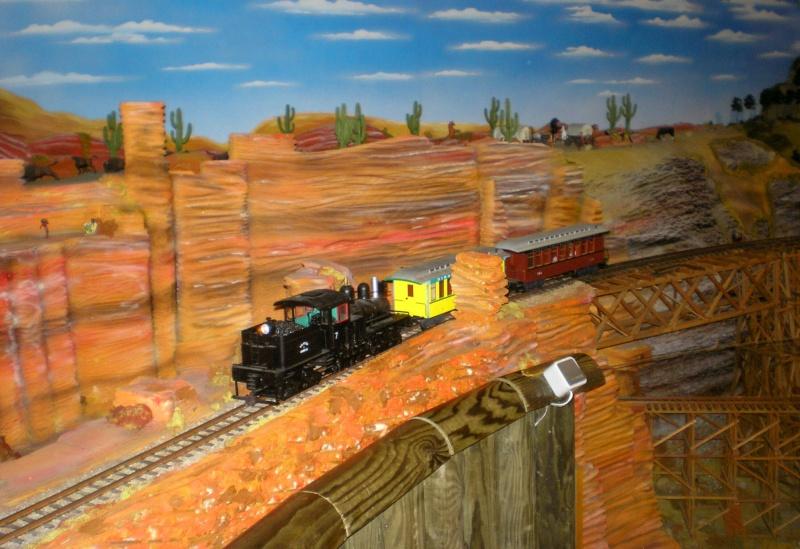 Modellbahn-Paradies Fehmarn - Innenanlagen in Spur N, H0 und IIm 20110860