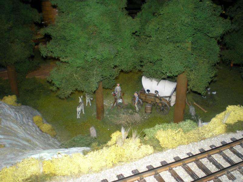 Modellbahn-Paradies Fehmarn - Innenanlagen in Spur N, H0 und IIm 20110875
