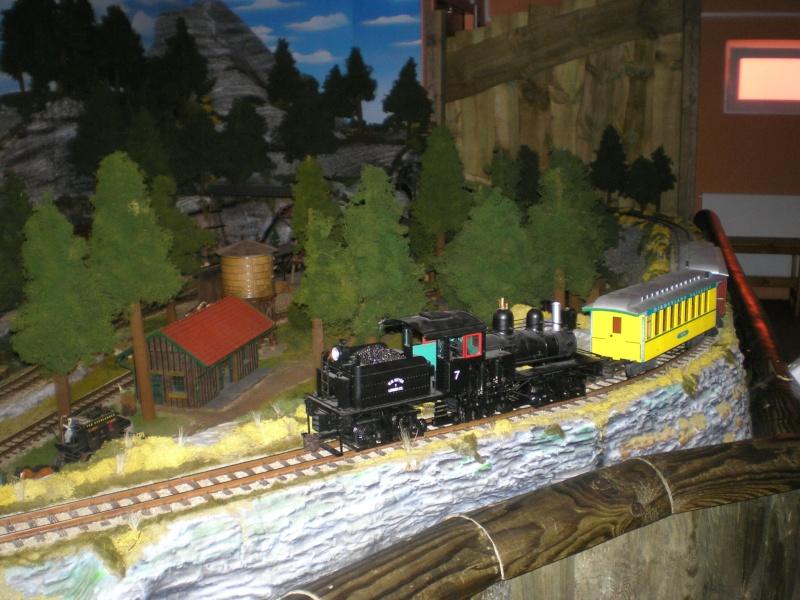Modellbahn-Paradies Fehmarn - Innenanlagen in Spur N, H0 und IIm 20110878