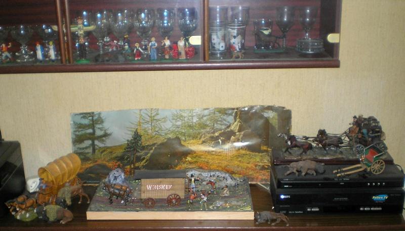 Fuhrwerke im Wilden Westen 20111110