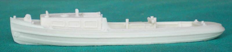 Bau der Schiffe in Spur N von Artitec Artite19