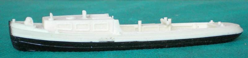 Bau der Schiffe in Spur N von Artitec Artite21
