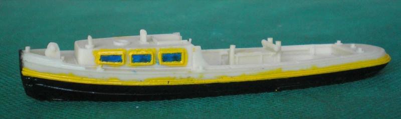 Bau der Schiffe in Spur N von Artitec Artite23