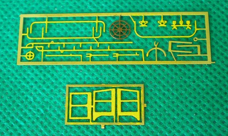 Bau der Schiffe in Spur N von Artitec Artite24