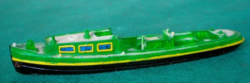 Bau der Schiffe in Spur N von Artitec Artite27