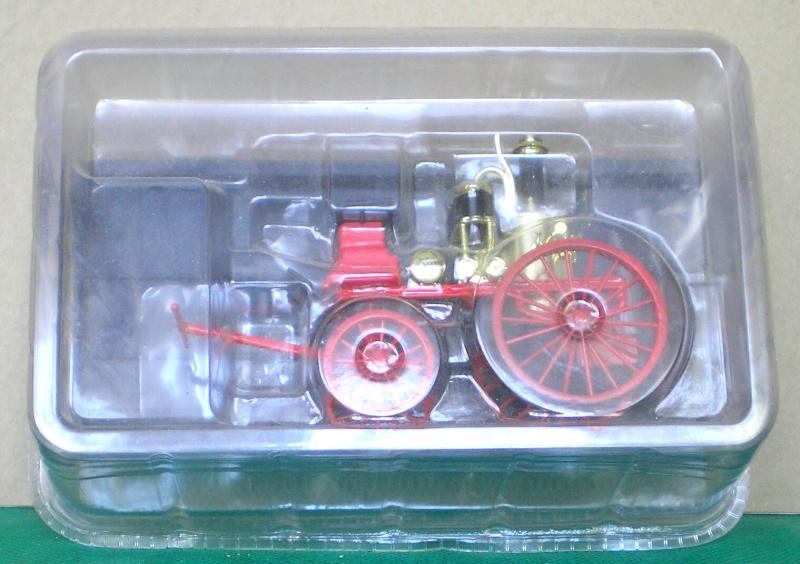 Del Prado Feuerwehrkutsche Steamer Durenne Krebs von 1907 Dp_54_10