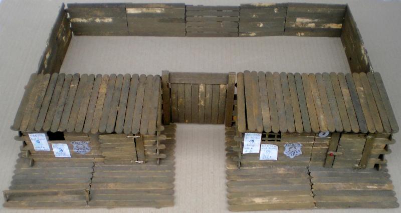 Recycling für den Modellbau - kostenloses Bastelmaterial Eigenb19