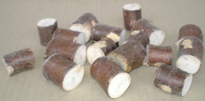 Recycling für den Modellbau - kostenloses Bastelmaterial Krippe12
