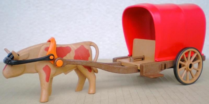 Fuhrwerke im Wilden Westen Pm_72110
