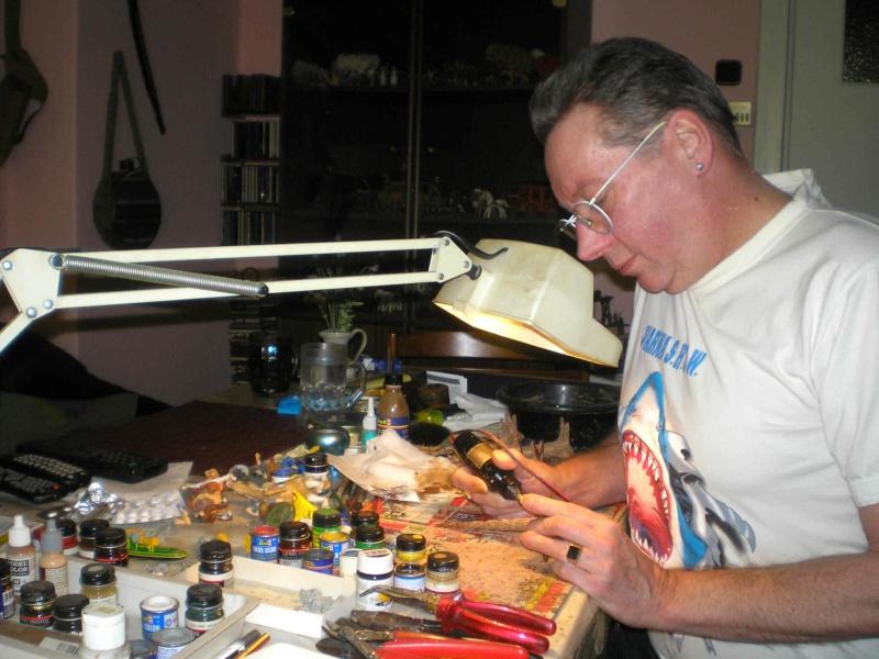 Gestaltung eines Dioramas mit den Tannen von Playmobil Tannen54