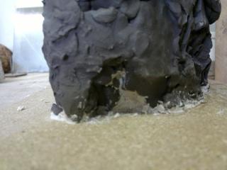 moulage d'un buste terre cuite 12042024